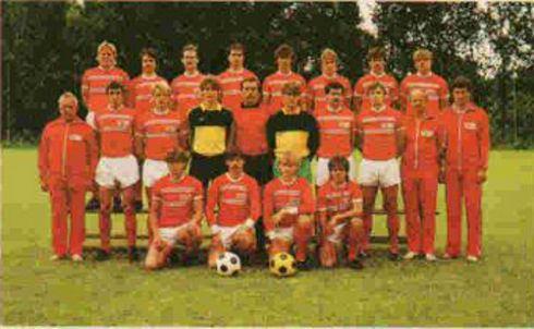 Formazione '85-'86. Foto di immerunioner.de