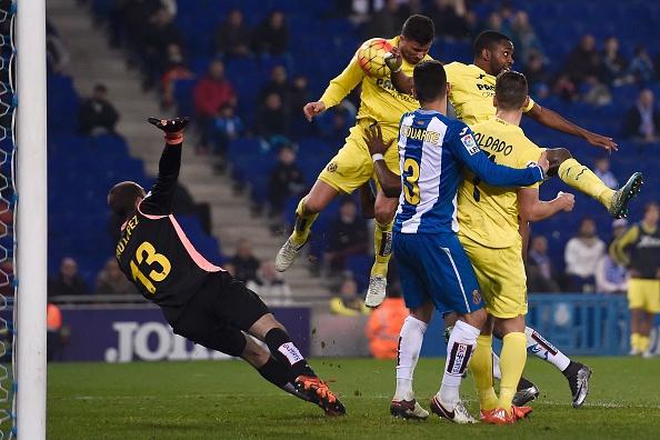 Mateo Musacchio Villarreal vs Espanyol