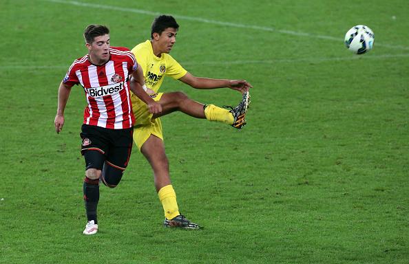 Rodri Villarreal Lynden Gooch Sunderland