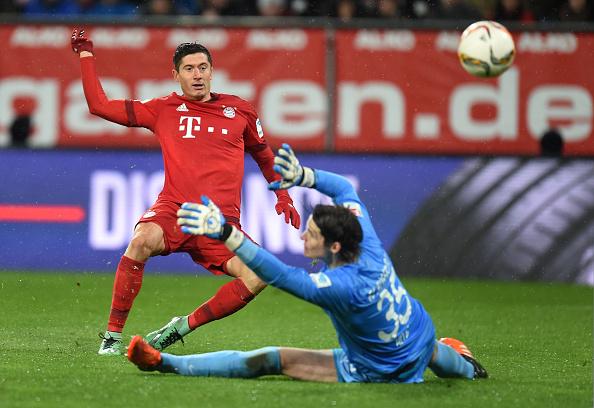 Bundesliga lewandowski