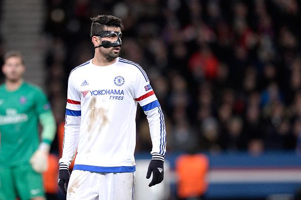 Chelsea Psg Diego Costa