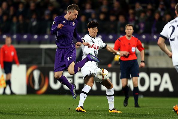 Fiorentina Tottenham Europa League