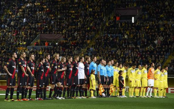 Villareal Bayer Leverkusen Europa League Madrigal