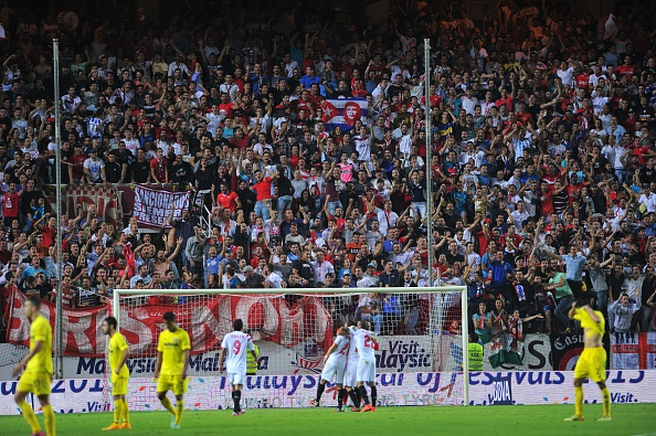Siviglia Villarreal Liga