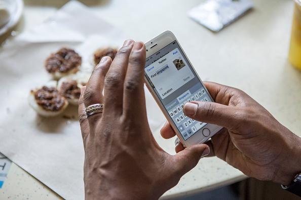Twitter social network smartphone