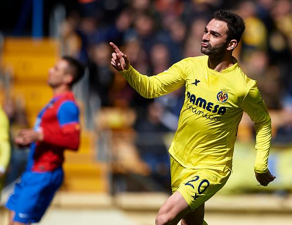 Villarreal Adrián López