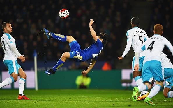Leicester Newcastle Okazaki