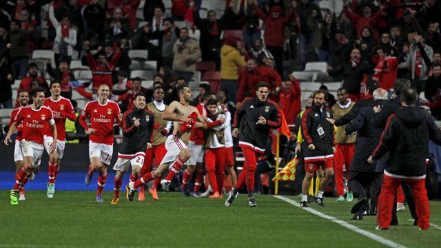 Il Benfica e la magia del Da Luz, ce la faranno le Aquile a spiccare il volo? Fonte foto: eurosport.com