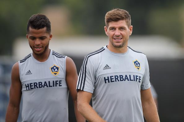 LA Galaxy Gerrard Giovani dos Santos