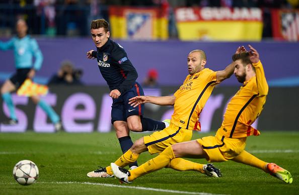 Atletico Madrid Barcellona Griezmann