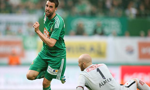 Derby Vienna Rapid Vienna