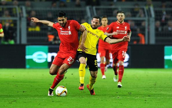Dortmund Liverpool