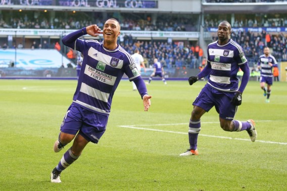 Jupiler Pro League Belgio Anderlecht