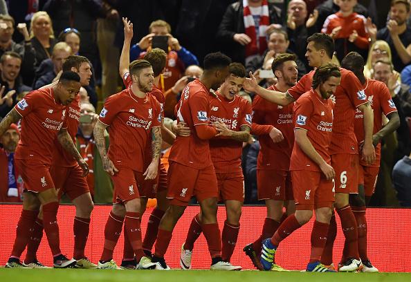 Liverpool Everton Derby