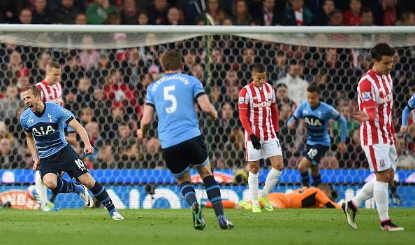 Stoke Tottenham Kane