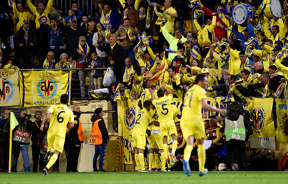 Villarreal Liverpool Europa Leagu