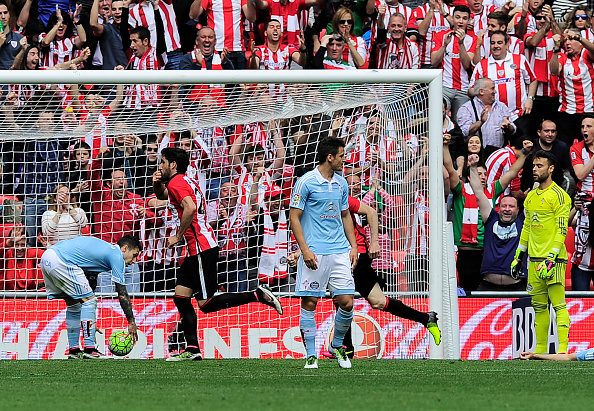 Raul Garcia Athletic Bilbao