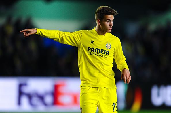 Villarreal Denis Suarez