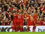 Liverpool esultanza