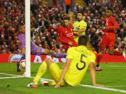 Liverpool Villarreal Firmino Musacchio