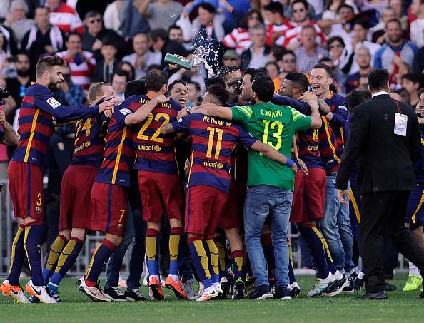 Barcellona campione Liga