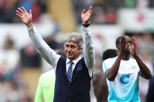 Premier League Pellegrini
