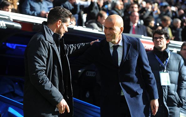 Simeone Zidane madridista