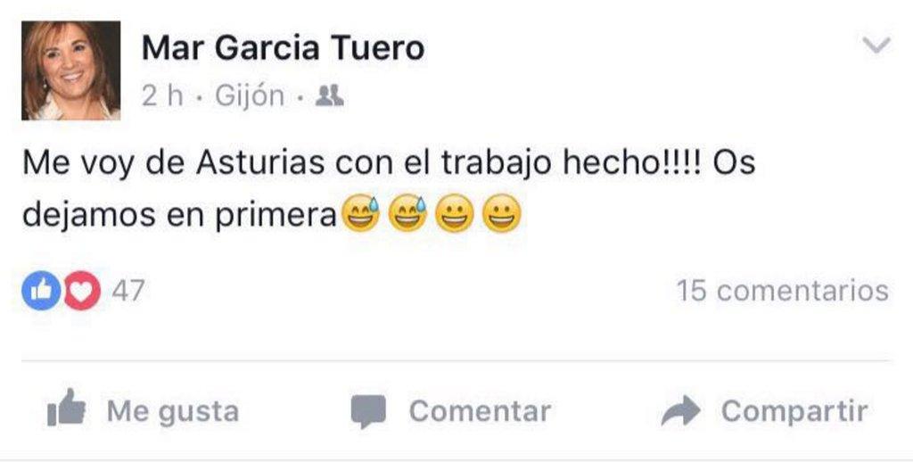 tweet moglie Marcelino Villarreal Sporting