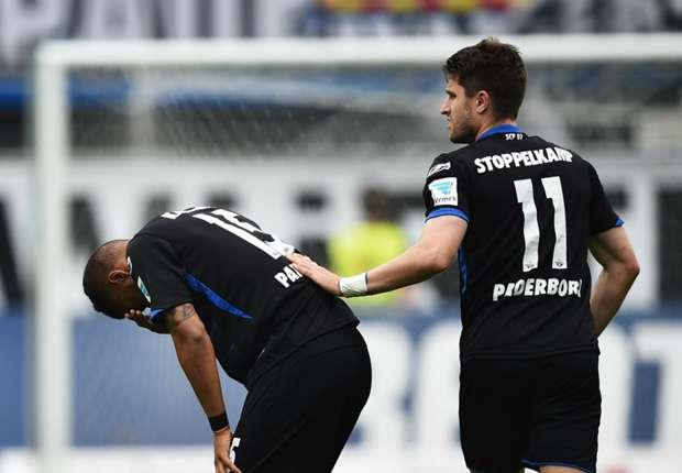 Il Paderborn: dalla Bundesliga alla retrocessione