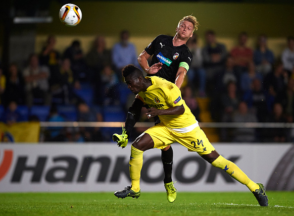 Villarreal Eric Bailly