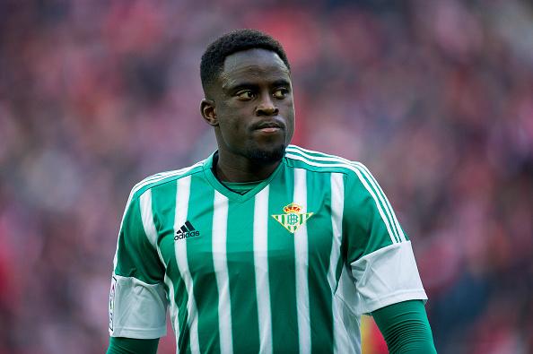 Real Betis Alfred N'Diaye