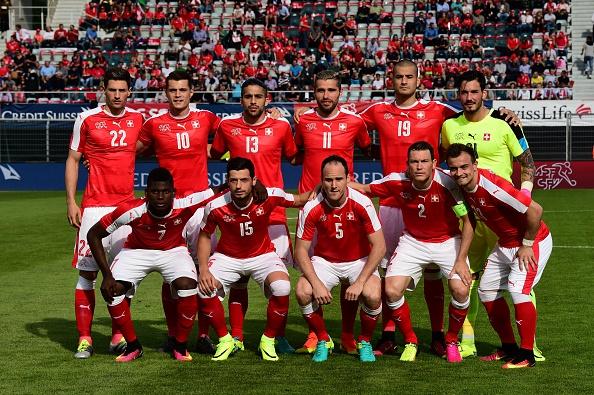 Svizzera Euro 2016