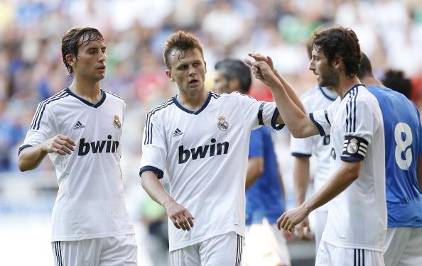 Real Madrid Denis Cheryshev