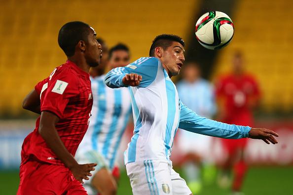 Argentina Panama Jesus Araya Cristian Espinoza