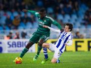 Real Sociedad Ruben Pardo Betis Alfred N'Diaye