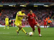 Liverpool Villarreal Musacchio Coutinho