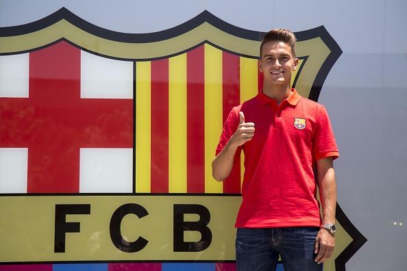 Barcellona Denis Suarez