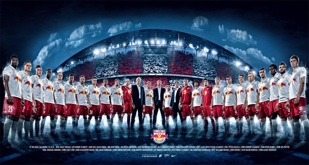 Il Red Bull Salisburgo