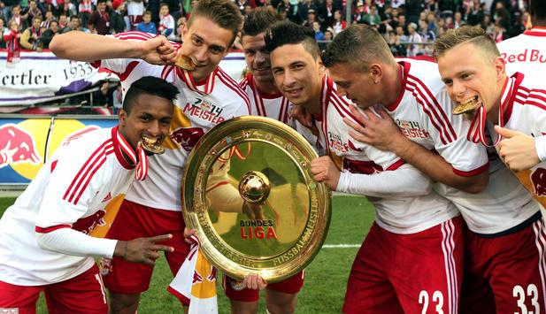 La vittoria del Meisterschale nel 2014