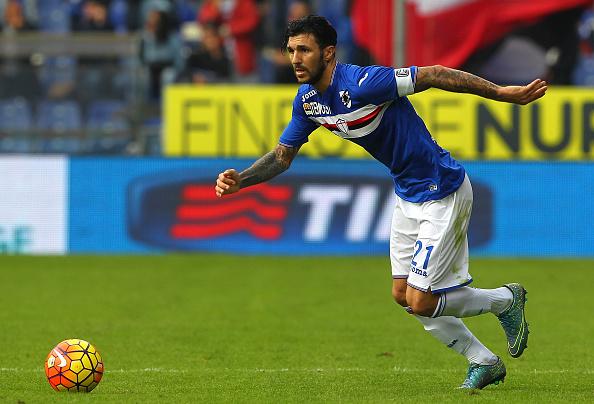 Roberto Soriano Sampdoria
