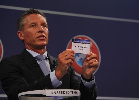 UEFA sorteggio Monaco