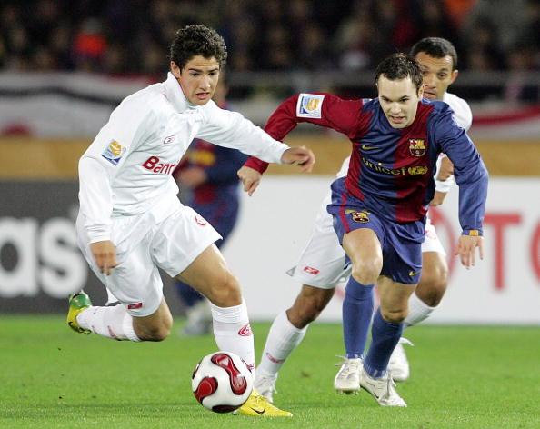 Pato Internacional Iniesta Barcellona