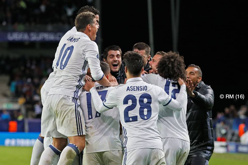 Real Madrid Siviglia