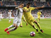 Real Madrid Villarreal Lucas Vazquez José Angel