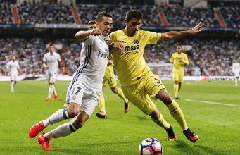 Real Madrid Villarreal Lucas Vazquez José Angel