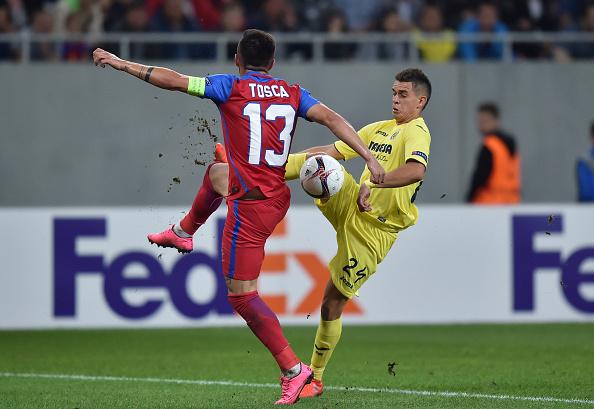 Alin Tosca Steaua Bucarest Santos Borré Villarreal