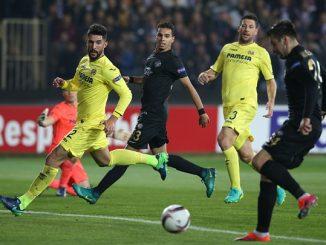 Osmanlispor Villarreal Rusescu Bonera Alvaro Gonzalez