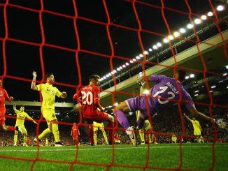 Liverpool Villarreal Alphonse Areola Europa