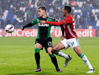 Europa league Sassuolo
