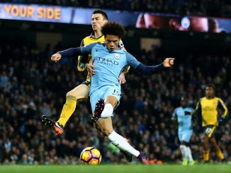 sane manchester city arsenal